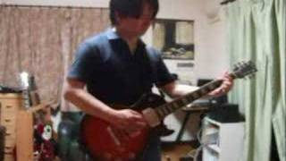me playing suede my insatiable one guitar full ver.