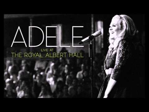 Adele - Someone Like You [LIVE] (WAV, DR9)