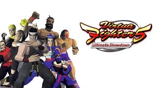 Virtua Fighter 5: Ultimate Showdown OST - Retro Stage / Legendary DLC Pack Stage
