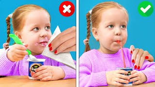 Cute And Clever Parenting Hacks And Gadgets That Will Make Your Life Easier