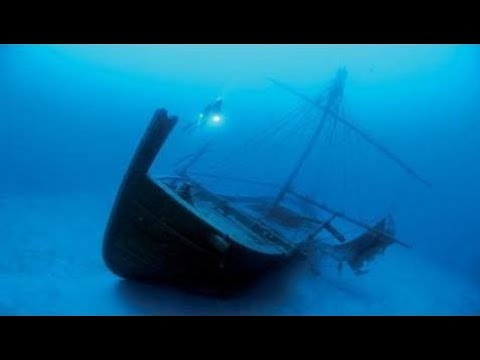 Searching For The Oldest Shipwrecks In The World - Documentary