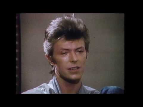 David Bowie on creating Ziggy Stardust (1977)