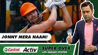 WARNER & BAIRSTOW torment PUNJAB   Rajasthan vs Delhi   Castrol Activ Super Over with Aakash Chopra