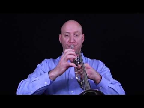 Demonstration of Various Trumpets