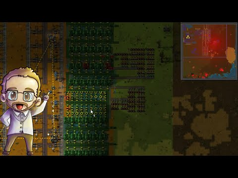 #12 Laying the gound for my own personal Robotropolis - Factorio