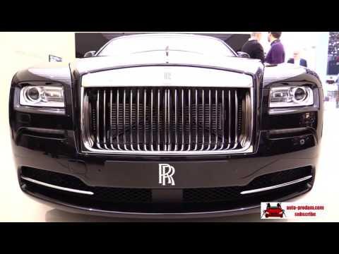 Rolls Royce Dawn, Rolls Royce Phantom, Rolls Royce Wraith, Rolls Royce Wraith Mansory 2016