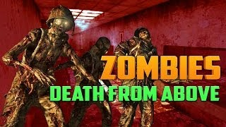 DEATH FROM ABOVE ★ Left 4 Dead 2 (L4D2 Zombie Games)