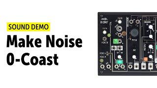 Make Noise 0-Coast Demo (no talking)