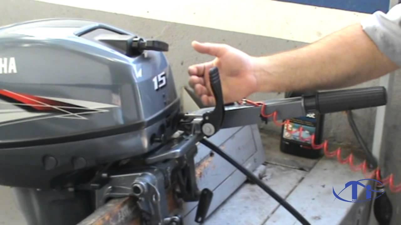 Evinrude 15 Hp >> Veja Como Amaciar Seu Motor de Popa do 15hp ao 40hp Yamaha Corretamente - YouTube
