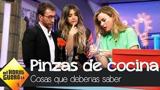 Marta Hazas vuelve con sus trepidantes 'IdeHazas' - El Hormiguero 3.0