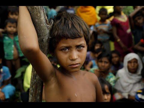 أرقام مفزعة لقتلى الروهينغا في ميانمار  - نشر قبل 2 ساعة