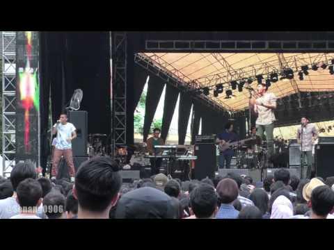 RAN - Begitu Saja ~ Hanya Untukmu ~ Pandangan Pertama @ The 6th Kampoeng Jazz [HD]