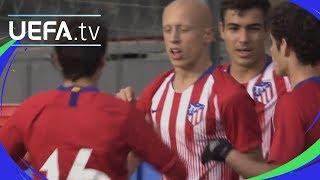 Youth League highlights: Atlético 3-0 Monaco