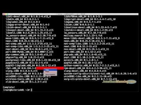 Voip Asterisk Server in Cloud Rackspace