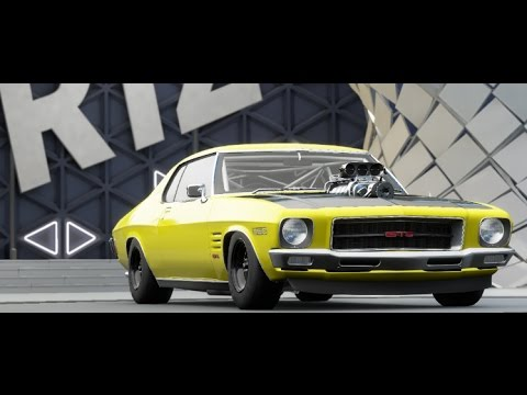 Forza Horizon Muscle Cars Hd Youtube