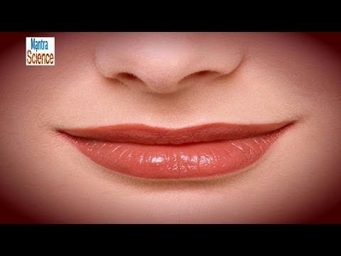 Beauty Mantra For Beautiful Lips - Angel Mantra