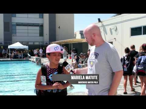 JOs: Mavericks Water Polo