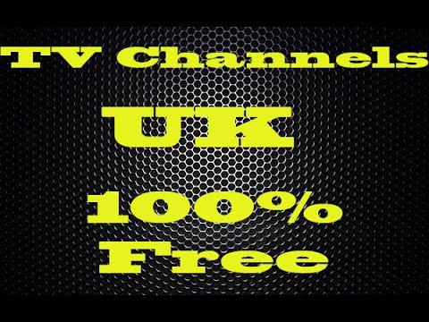 TV Channels UK
