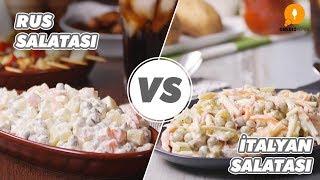 Rus Salatası vs İtalyan Salatası - Altın Günü