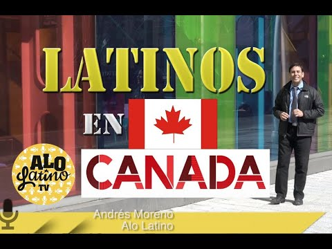 ALO LATINO TV desde Canada
