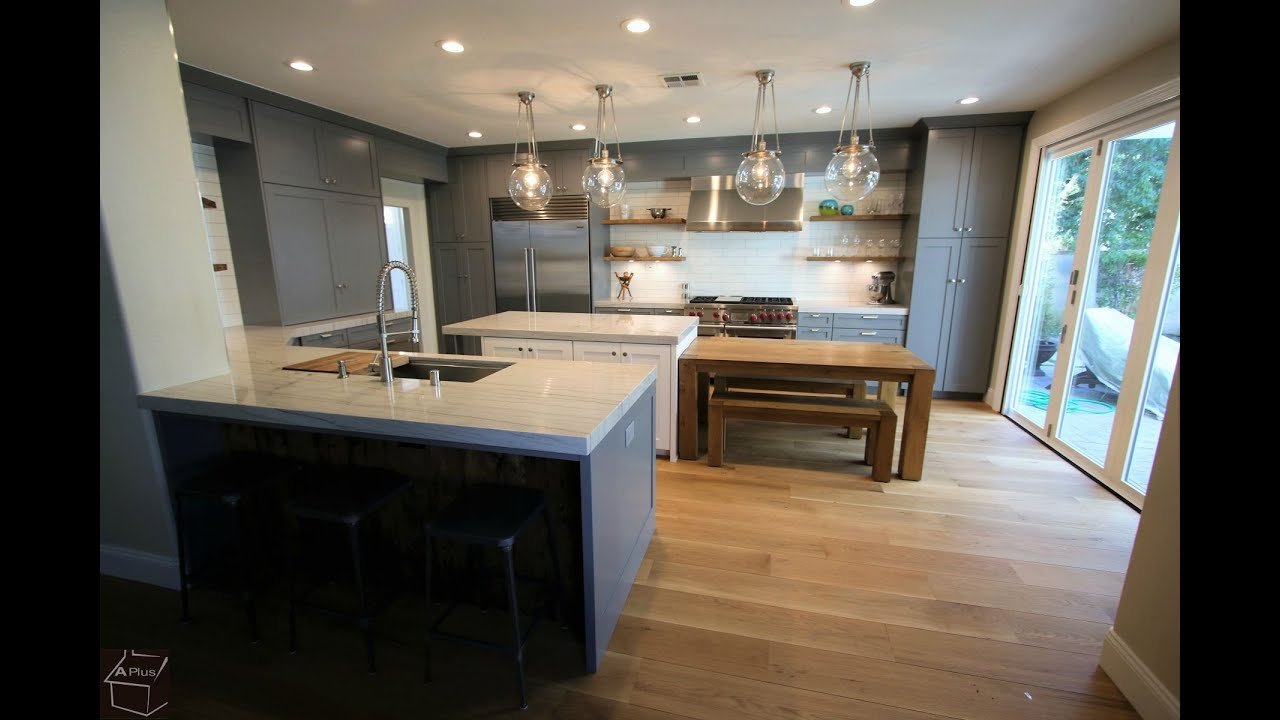 Industrial Design Build Kitchen Remodel in Rancho Santa Margarita ...