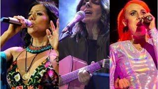 """Concierto gratis en CDMX: Ely Guerra y Lila Downs cantarán en """"Voces de mujeres"""""""