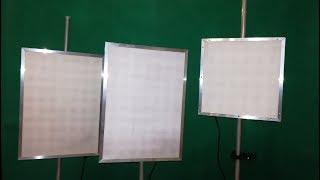 Софтбокс своими руками со светодиодами 1Вт