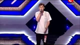 Х-фактор-3 - Николай ЛЕСИВ.- Украина (X factor 3 Ukraine)