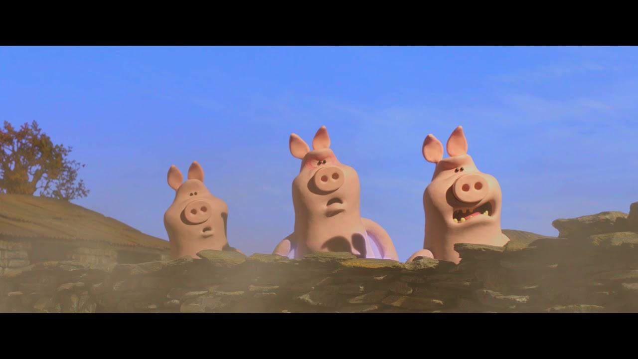 Ovečka Shaun ve filmu: FARMAGEDDON - TV SPOT