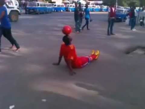Addis360: Talented Ethiopian boy in the streets of Addis