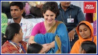 Priyanka Gandhi Is Congress's New Star Campaigner In UP Polls