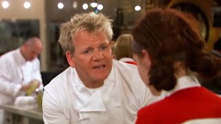 Gordon Ramsay LOSES IT Over A Crab And Lobster Mix Up
