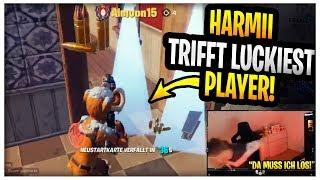 Harmii trifft LUCKIEST Spieler? | Kamo über die Zukunft von Fortnite | Fortnite Highlights Deutsch