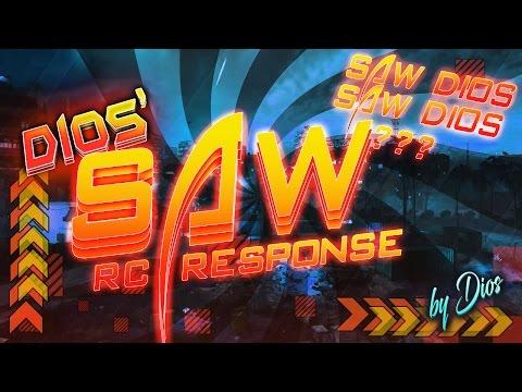 #SawRC: My Response! (LOST!) @SawAndyy @SawRampage @SawUtero