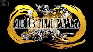 Mobius Final Fantasy Warrior of Ruin Trailer [Steam PC - Andoird]