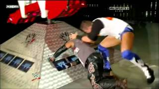 Download Video WWE Raw 08/08/11: The Miz attack Rey Mysterio (HD) MP3 3GP MP4
