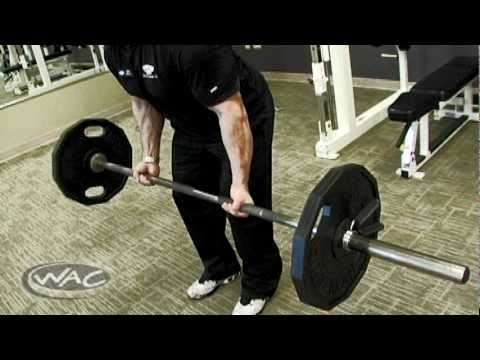 To Basics Barbell Strength Workout