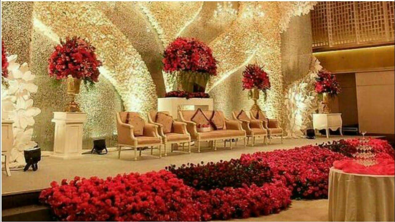 Wedding Hall Decoration Ideas | Marriage Hall Decoration | Wedding Mandap Decoration & Wedding Hall Decoration Ideas | Marriage Hall Decoration | Wedding ...