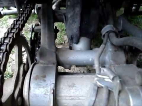 How to adjust Kawasaki Lakota chain YouTube – Lakota Engine Diagram