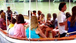Видео экскурсия по заповеднику вдоль реки Камчия в Болгарии(Экскурсия по живописной реке Камчия, проходящая по заповеднику Лонгоз в Болгарии, не оставит никого равнод..., 2015-09-01T20:00:05.000Z)