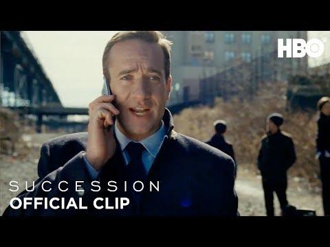'What a Jackhole' Ep. 8 Official Clip   Succession   HBO
