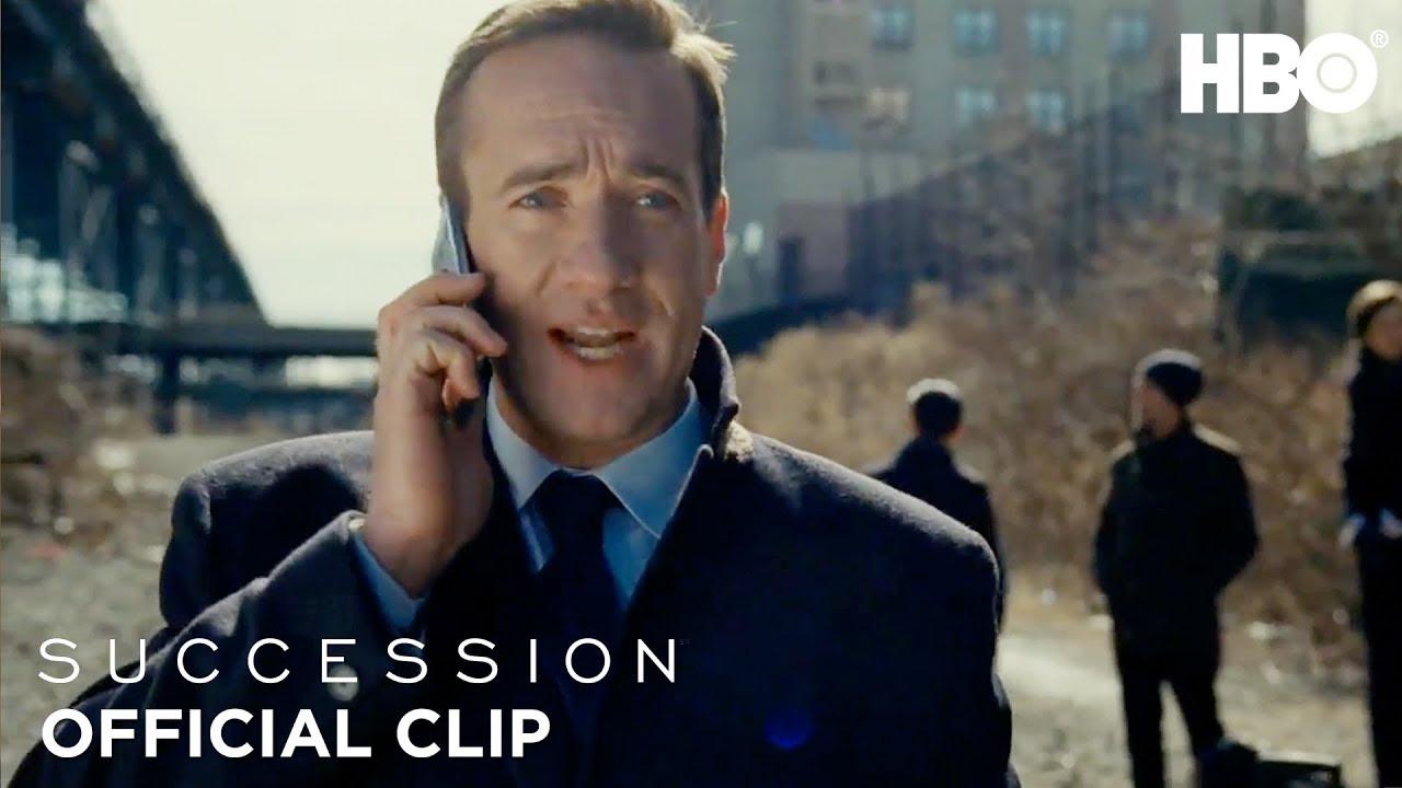 'What a Jackhole' Ep. 8 Official Clip | Succession | HBO