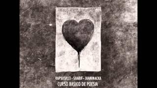 Licor y poesía - Rapsusklei, Sharif, Juaninacka [Curso básico de poesía]