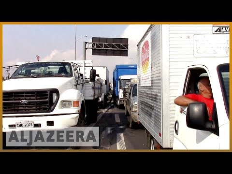 🇧🇷 Brazil: President orders army to clear roads amid truckers strike | Al Jazeera English