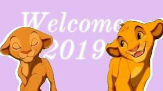 🎊Happy new year 2019 🎊 MEP part