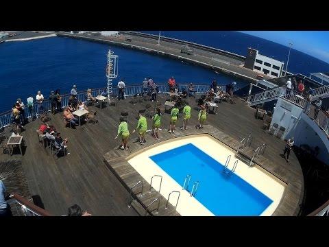 Huelva - Santa cruz de tenerife ferry