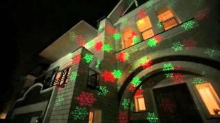 Лазерная архитектурная подсветка X-35P(, 2015-11-23T19:09:40.000Z)