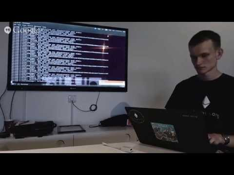 Developer Event: Learn Ethereum with Vitalik