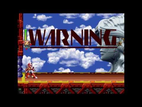 Megaman/Rockman X5 Stage:Eurasia City
