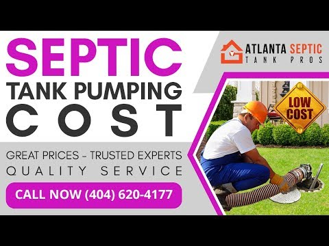 Septic System Pump Cost in Randolph